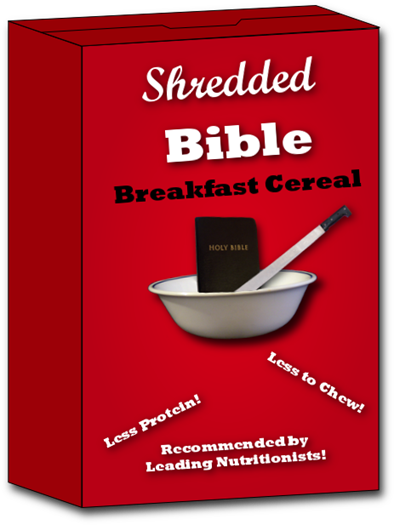 Shredded Bible